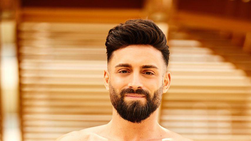 Bachelorette-Kandidat Fabiano Carrozzo