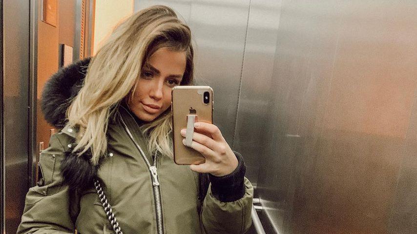 Fahrstuhl-Selfie von Kim Gloss