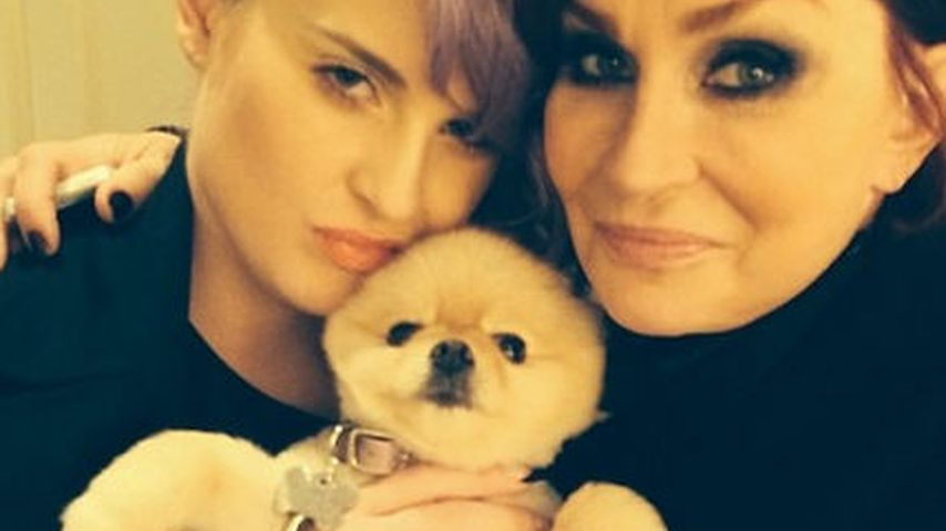 Kelly Osbournes Telefonnummern-Post: Das sagt Mama Sharon