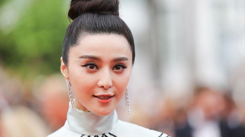 Verschwundene chinesische Diva: Filmstar Fan Bingbing ist zurück - und muss Millionenstrafe zahlen