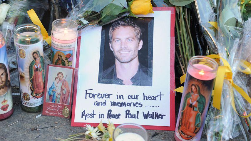 """Neuer """"Furious 7""""-Clip: Paul Walker (✝40) gibt Gas"""
