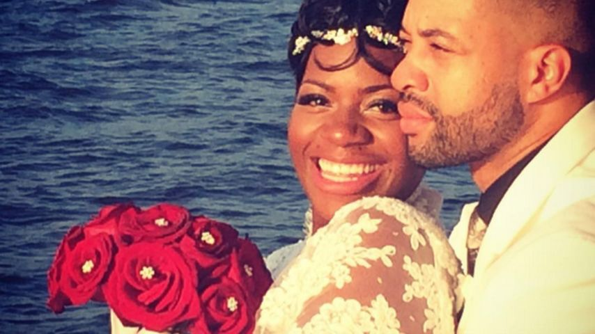 """American Idol""-Star Fantasia hat geheiratet!"