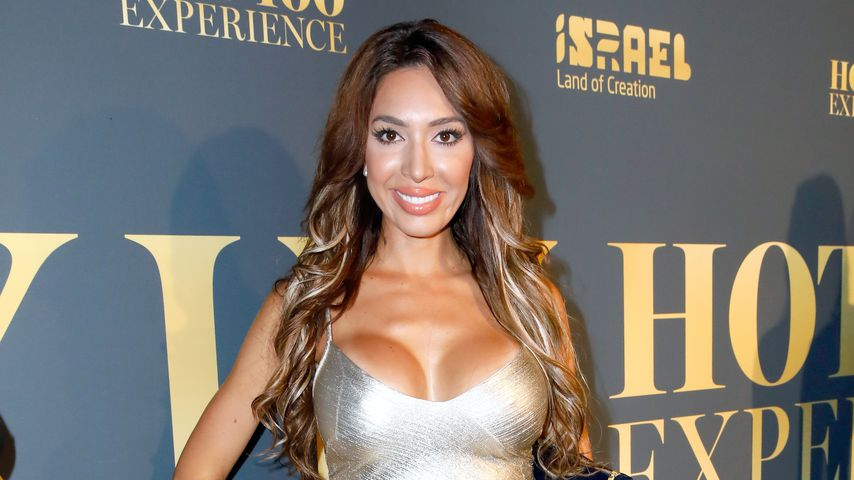 Farrah Abraham bei der Maxim Hot 100 Party in Los Angeles