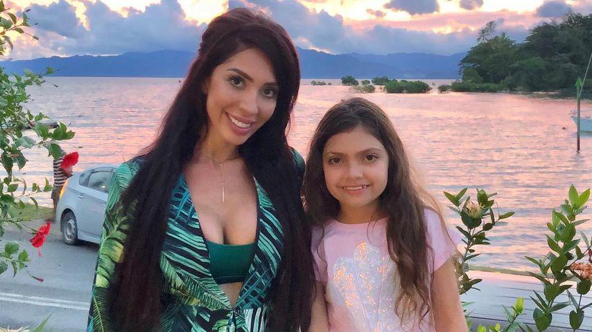 "Bald erste Beauty-Eingriffe für ""Teen Mom""-Farrahs Tochter?"
