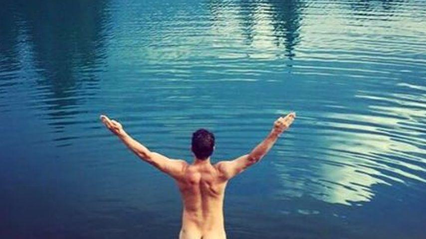 Po-Hype geht weiter: Felix Neureuther posiert nackt!