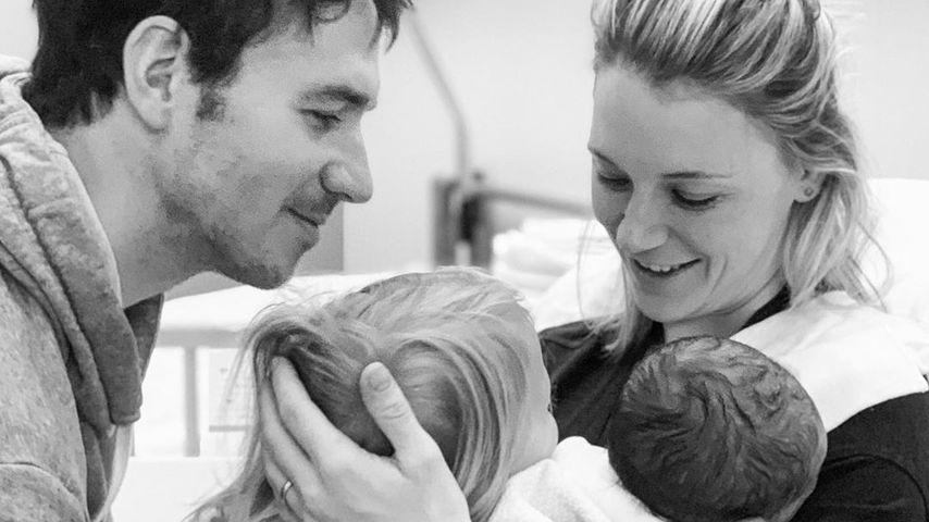 Ein kleiner Junge: Felix Neureuther ist wieder Papa geworden