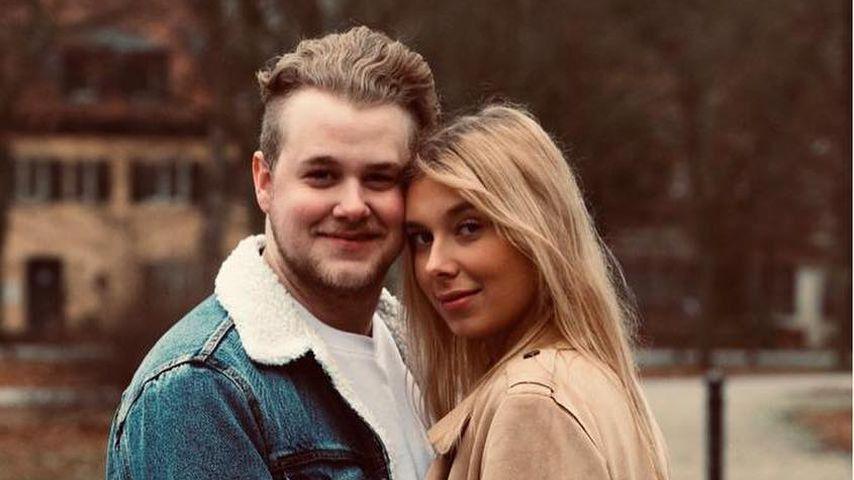 Felix van Deventer und Freundin Antje