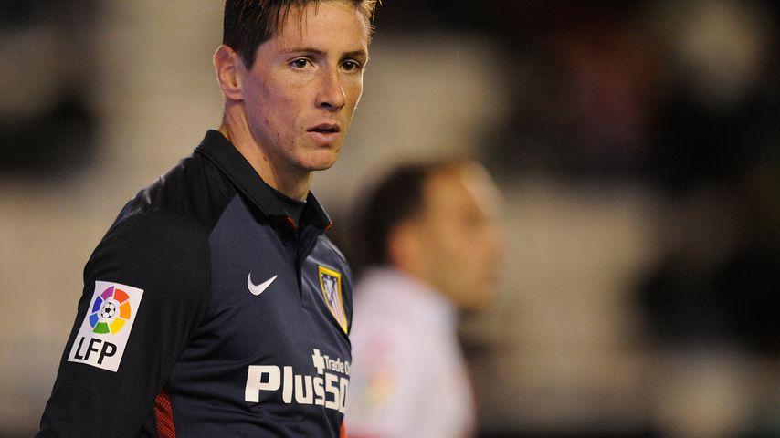 Zunge verschluckt! Fernando Torres bewusstlos nach Kopfball