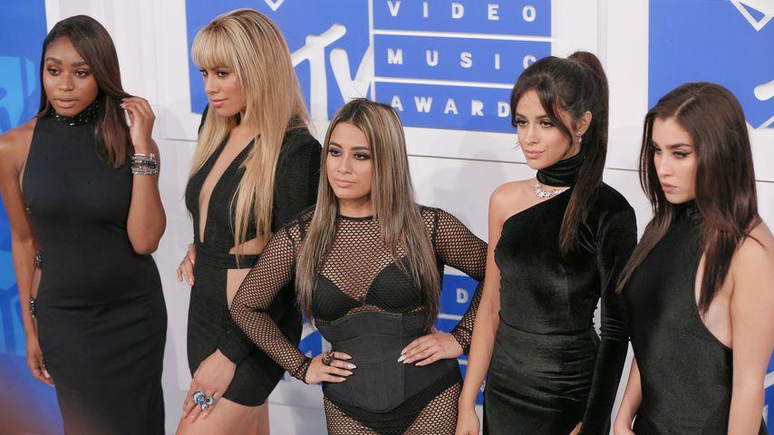 Fifth Harmony bei den 2016 MTV Video Music Awards