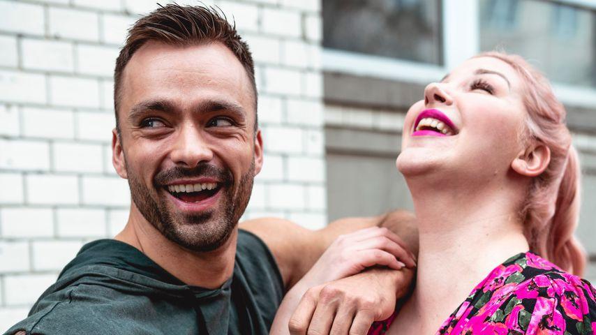 """Filip Nikolic und Laura Maack für """"Berlin - Tag & Nacht"""""""