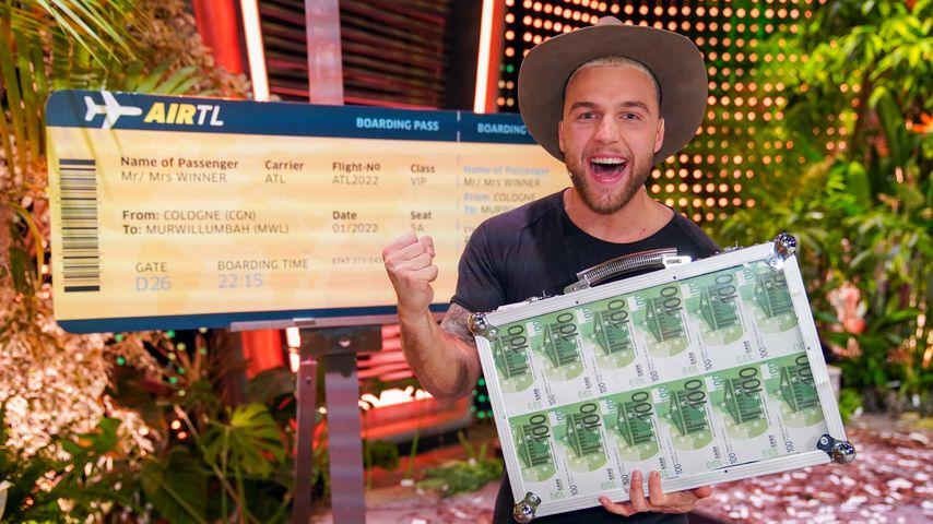 Filip Pavlovic, Sieger der Dschungelshow 2021