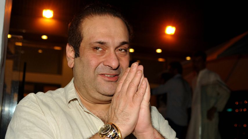 Filmstar Rajiv Kapoor