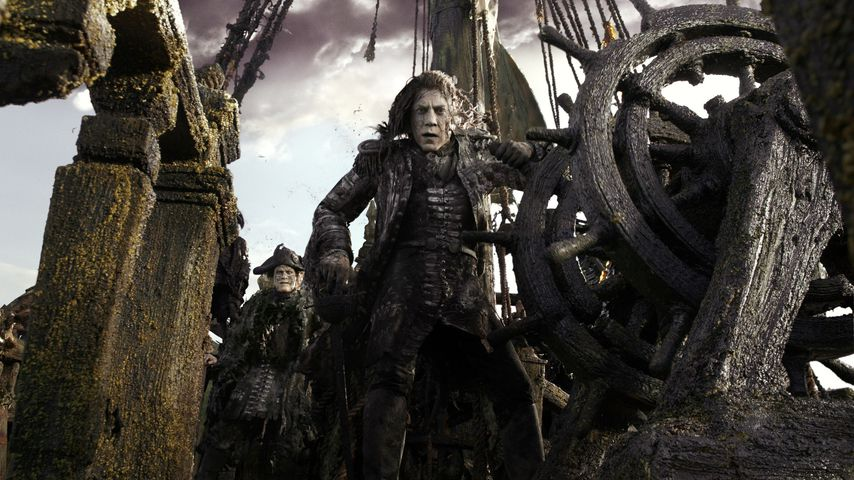 "Filmszene aus ""Pirates of the Caribbean: Salazars Rache"""