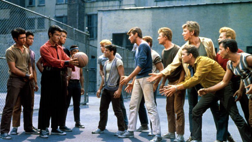 "Filmszene aus ""West Side Story"""