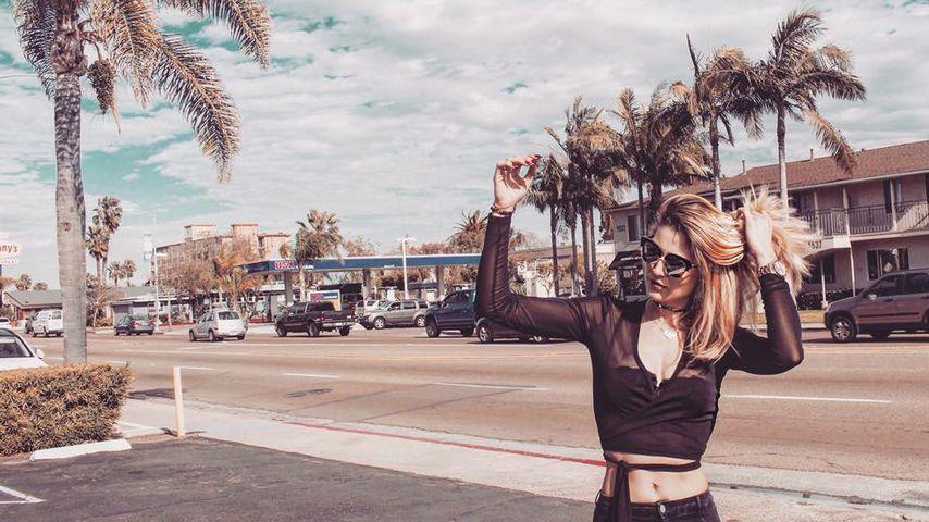 Was ist da los? Fiona Erdmann löscht sich bei Instagram!