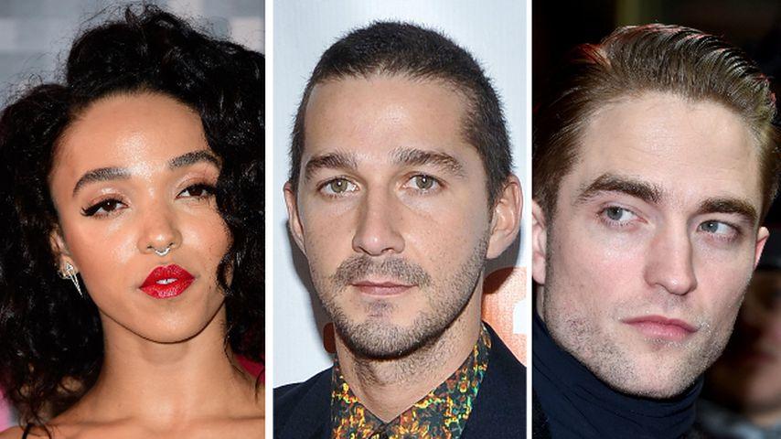 FKA Twigs & Shia LaBeouf: Ist Robert Pattinson eifersüchtig?