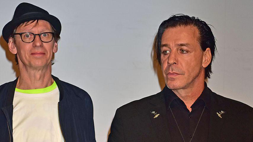Flake Lorenz und Till Lindemann, Musiker