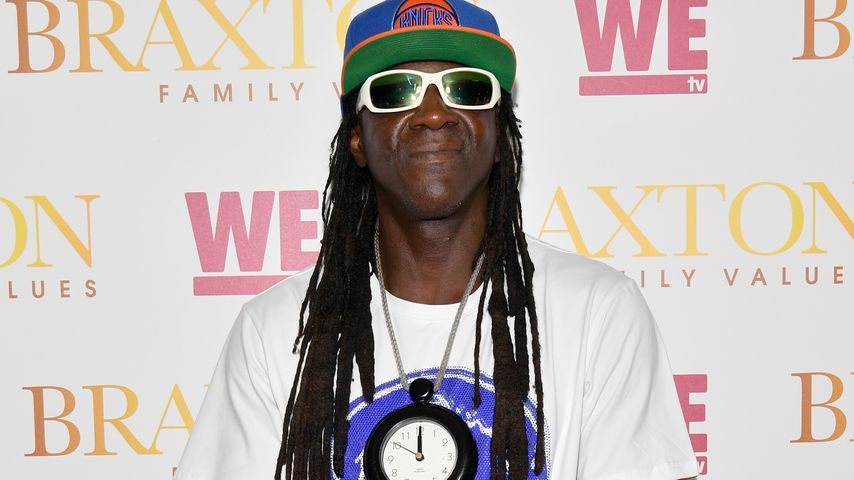 "Flavor Flav bei einer Party für ""Braxton Family Values"""