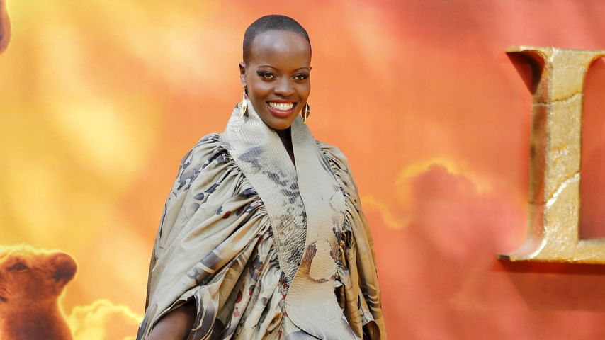 Florence Kasumba 2019 in London