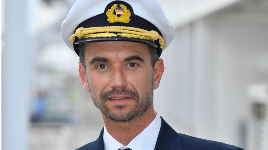 """Florian Silbereisen bei """"Das Traumschiff"""""""