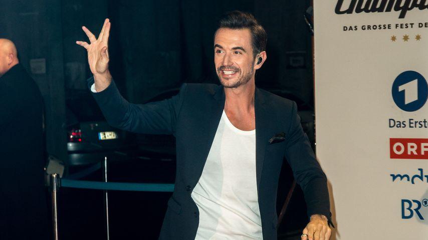 """Florian Silbereisen bei der TV-Show """"Schlagerchampions - Das große Fest der Besten 2019"""""""