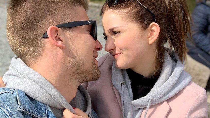 Florian Thiele und Julia Schulze