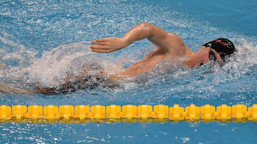 Mutig! Schwimmer Florian Vogel rettet Frau vorm Ertrinken