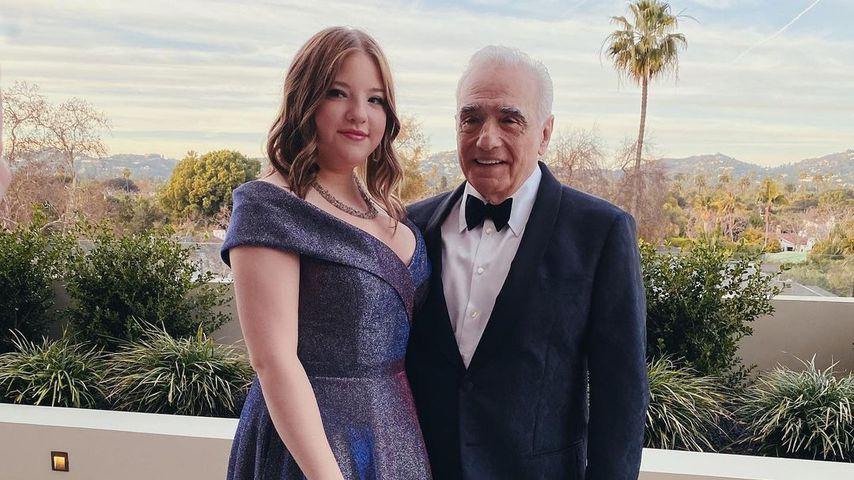 Martin Scorsese hält Menstruationstasse für Urinbecher!