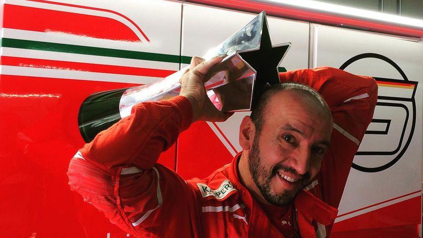 Nach Horror-Crash: Überfahrener F1-Mechaniker ist zurück!