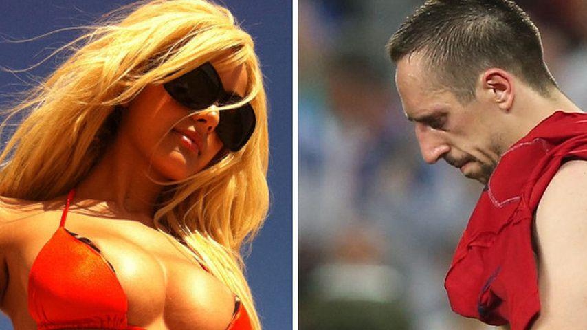 Zahia Dehar: 5000 Euro für Sex mit Franck Ribéry