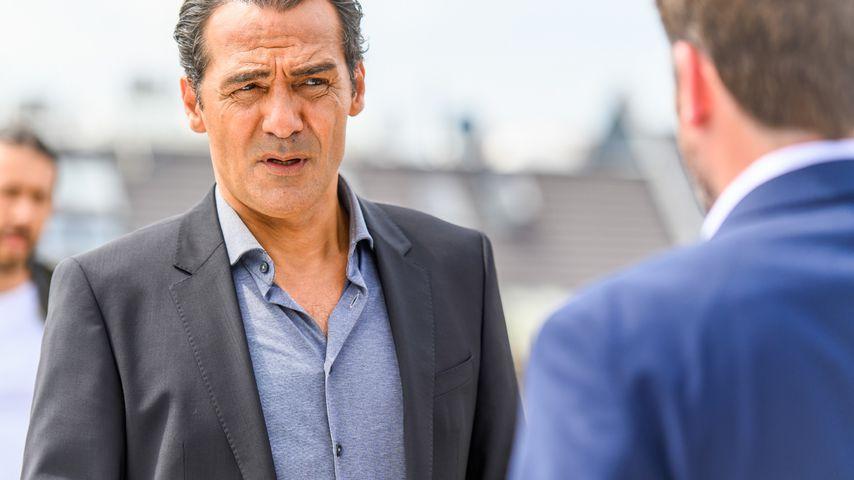 """Frank Giese (Erol Sander) in """"Alles was zählt"""""""