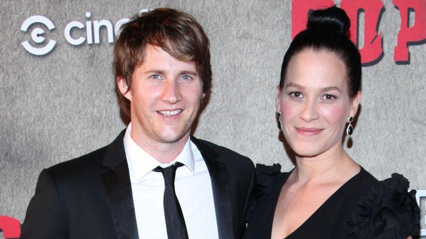 Franka Potente mit ihrem Ehemann Derek Richardson