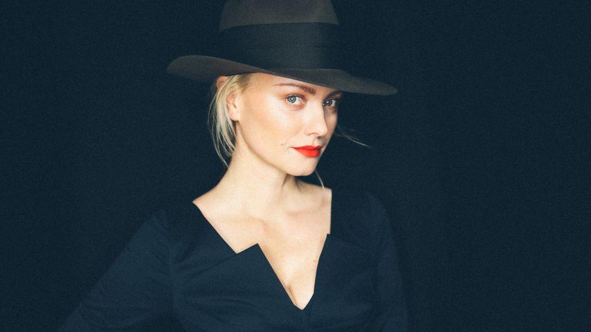 Model Franziska Knuppe, Januar 2019