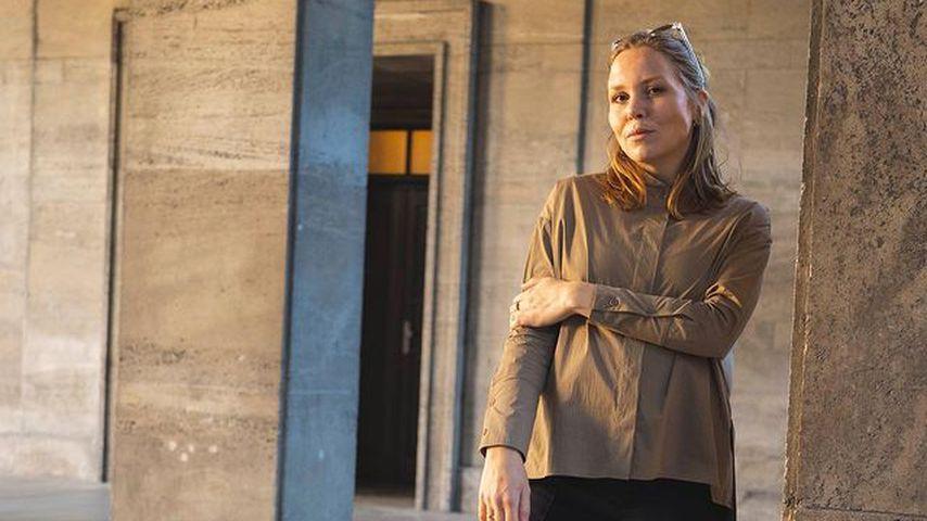 Franziska van der Heide im Oktober 2021