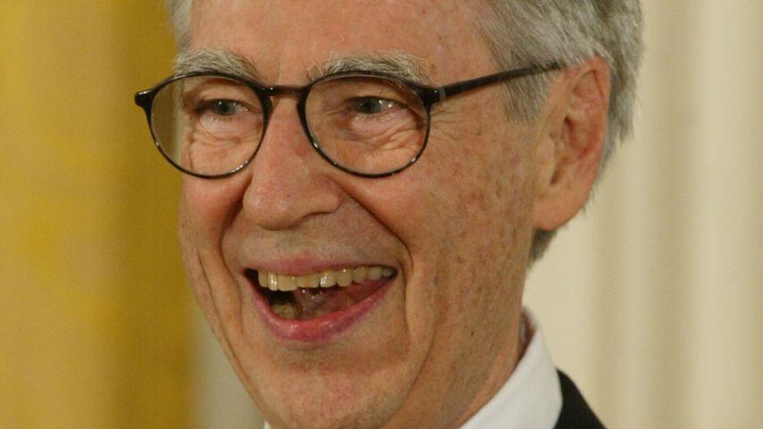 Fred Rogers, einstiger Talkmaster