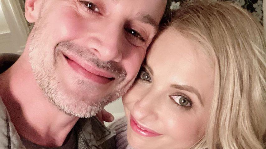 Freddie Prinze Jr. und Sarah Michelle Gellar im Januar 2020