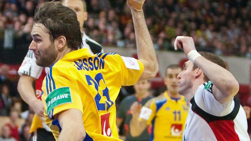 Handball-Star Fredrik Larsson stirbt mit nur 36 Jahren