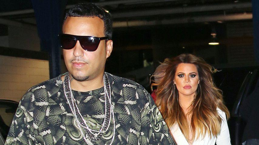 French Montana und Ex Khloe Kardashian