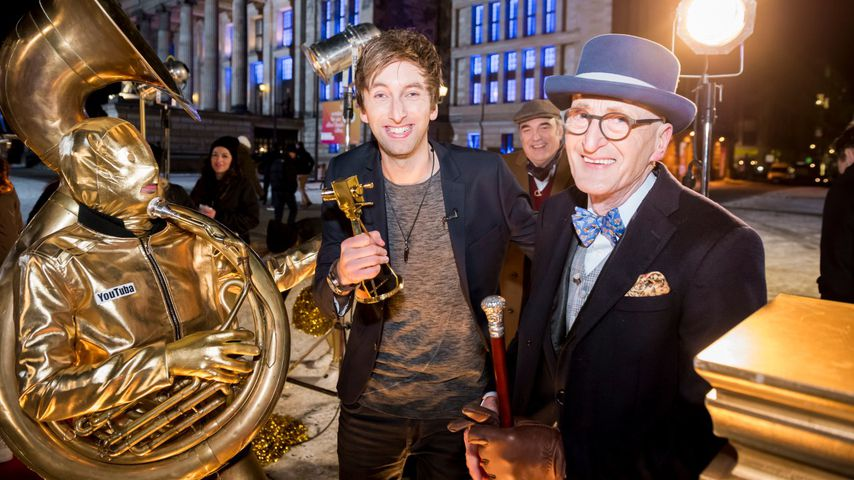 Freshtorge bei den Goldene Kamera Digital Awards