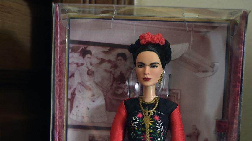 Frida Kahlo-Barbie zu schön: Verkauf gerichtlich gestoppt!