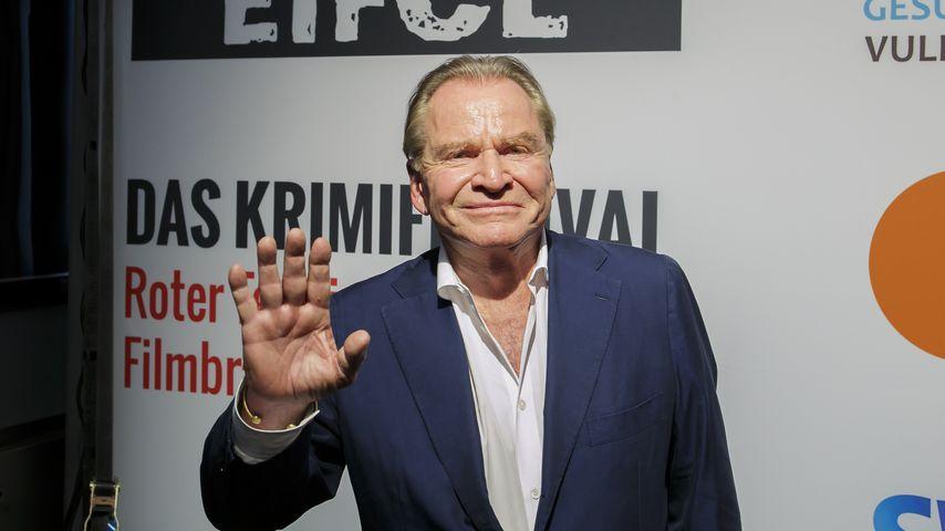 Fritz Wepper, Schauspieler
