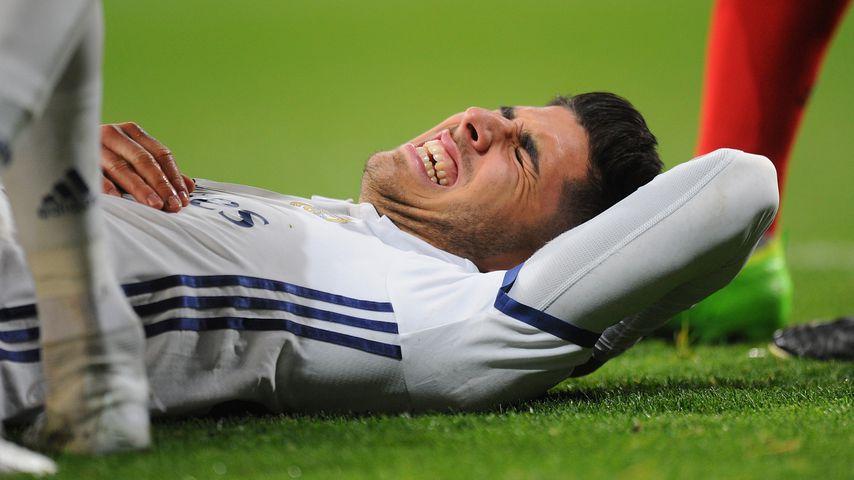 Fußball-Star Asensio: Spielpause wegen Enthaarungs-Pickel!