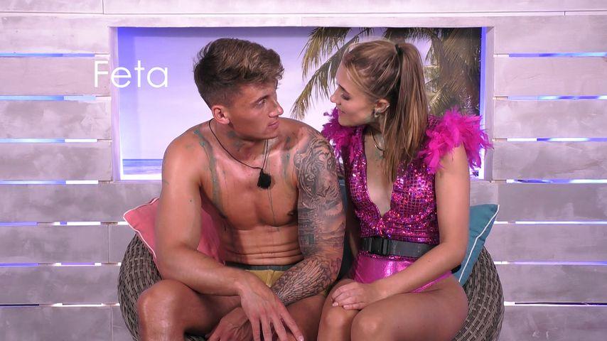 "Fynn und Greta, ""Love Island""-Couple 2021"