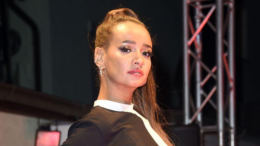 Sängerin Gabby De Almeida Rinne