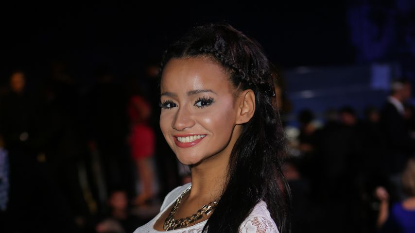 Sängerin Gabriella de Almeida