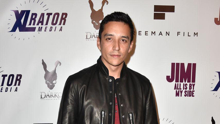 Gabriel Luna bei einer Filmvorführung in Hollywood