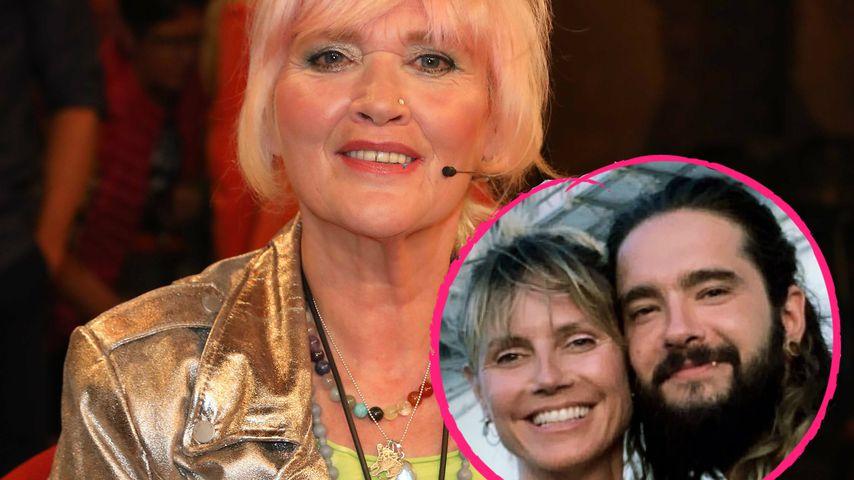 Komikerin Gaby Köster lästert über Heidi Klum und Toms Liebe
