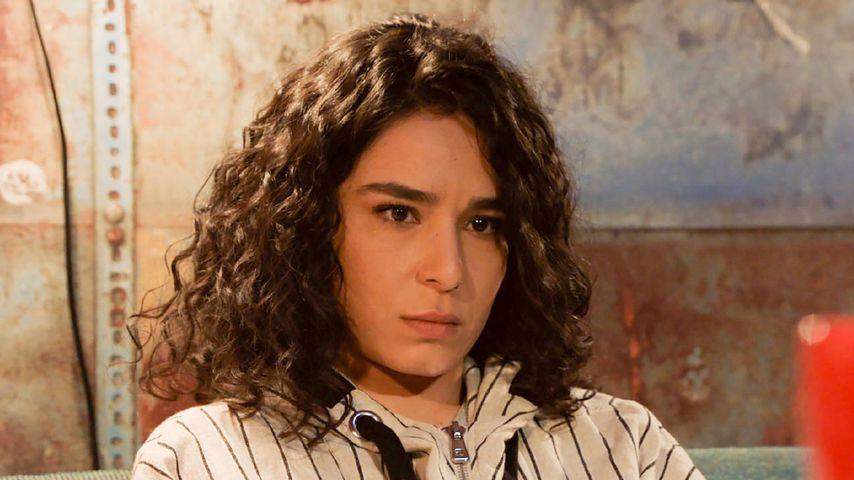 Gamze Senol in ihrer Rolle als Shirin bei GZSZ
