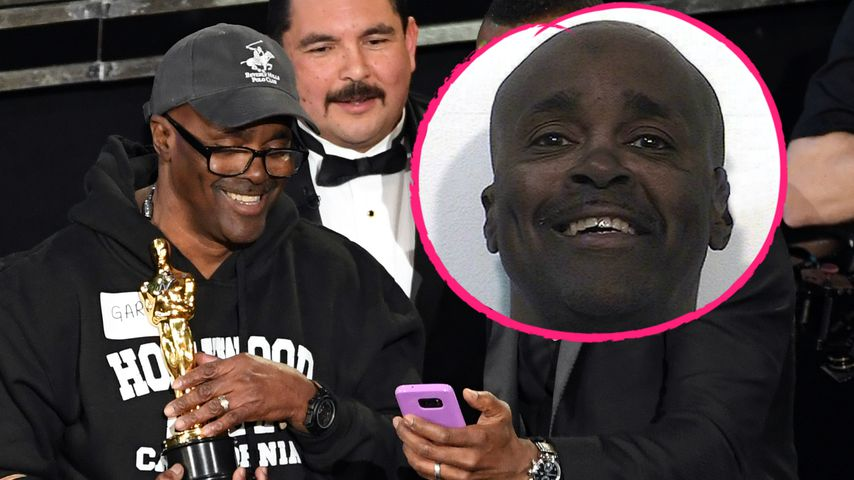 "Knast! Oscar-Star ""Gary aus Chicago"" hat dunkles Geheimnis"