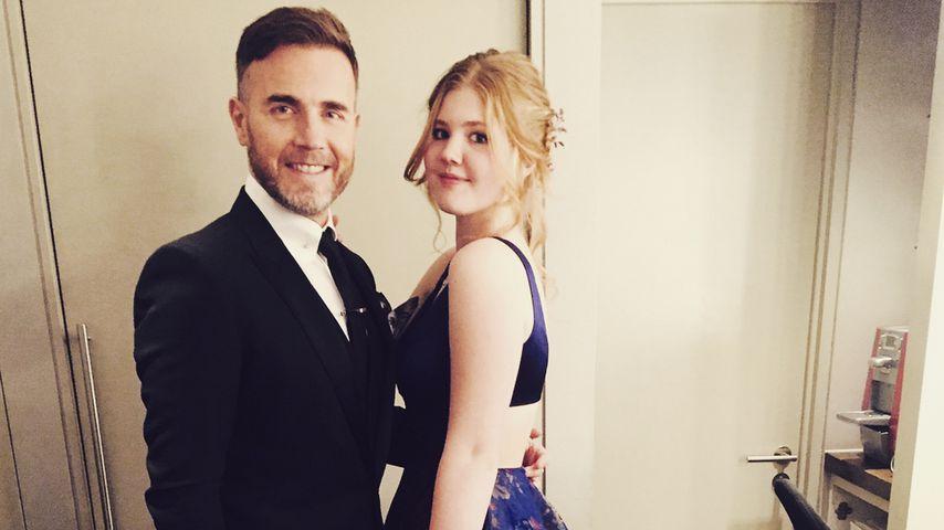 Was für eine Augenweide! So hübsch ist Gary Barlows Tochter!